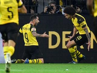 Neboli v karanténe. Dortmund si proti Schalke musí poradiť bez Witsela aj Cana
