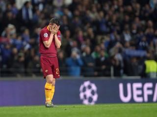 Vo veku 21 rokov zomrel bývalý futbalista AS Rím