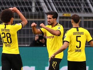 Borussia Dortmund si aj bez Haalanda poradila s Pekaríkovou Herthou