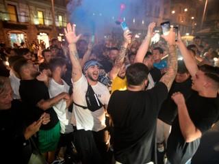 Zdravotníci kárajú fanúšikov Neapolu: Boli ste bezohľadní