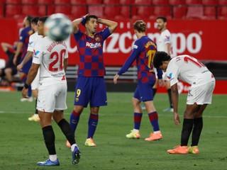Barcelona dala šancu Realu Madrid, v šlágri stratila dôležité body