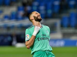 Real Madrid zdolal Real Sociedad a dostal sa na čelo La Ligy