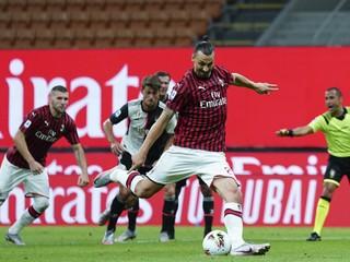Juventus zrazu totálne vypadol. Zlatan sa smial Ronaldovi