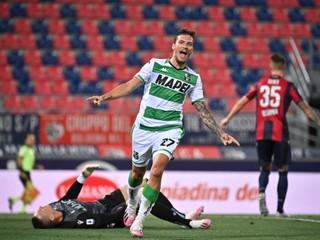 Haraslín strelil prvý gól v Serie A, skóroval aj Kucka. Lobotka má dôveru
