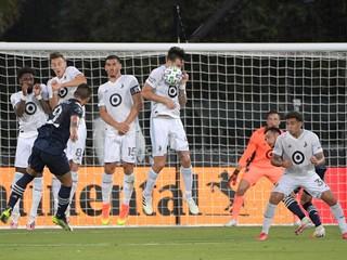 Rusnák dal gól v prvom zápase po reštarte MLS, Greguš dostal žltú kartu