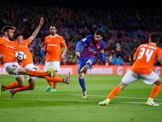ONLINE PRENOS: FC Barcelona - Osasuna (La Liga)