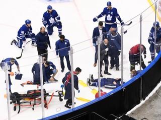 Pre Rangers sa sezóna veľmi rýchlo skončila, Marinčinov spoluhráč sa škaredo zranil