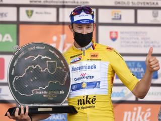 Okolo Slovenska vyhral tretí rok po sebe jazdec slávneho Deceunincku