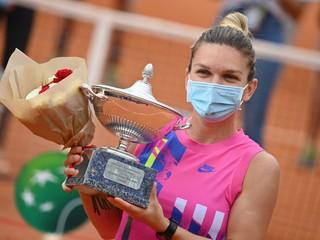 Obhajkyňa nedohrala finále. Turnaj v Ríme ovládla Halepová