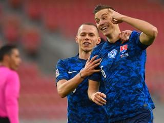 Slováci zdolali Škótsko a držia sa v hre o záchranu v Lige národov