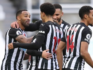 Newcastle bez Dúbravku zdolal Crystal Palace a prerušil sériu prehier