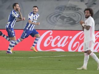 Real prišiel o Hazarda aj o body, Atlético vyhralo po vlastnom góle súpera