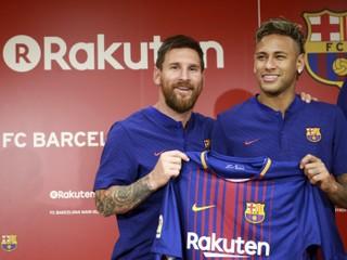 Budú Neymar a Messi opäť spoluhráči? Brazílčan prezradil odvážne plány