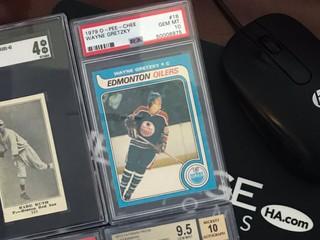 Vydražili vzácnu hokejovú kartičku, ide o rekordnú sumu