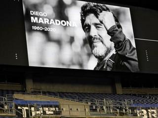 Diego spáchal samovraždu, tvrdí Maradonov lekár
