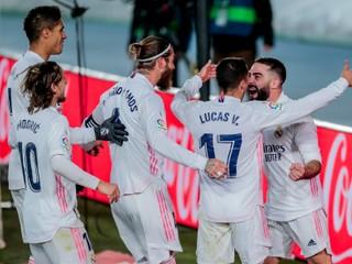 Madrid patrí Realu. Atlético prehralo prvý duel v sezóne
