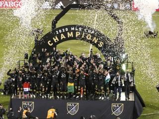 Columbus dobyl Ameriku. Majster MLS vyhral vo finále rozdielom triedy