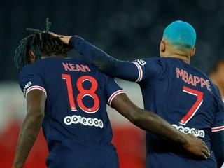 Monako podľahlo nováčikovi rozdielom triedy, PSG zdolal oslabeného súpera