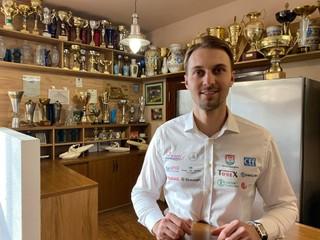 Jednému z najlepších klubov na Slovensku šéfuje 27-ročný mladík