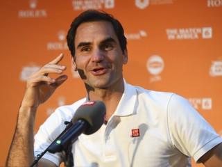 Stihne sa pripraviť? Federer prisľúbil účasť na Australian Open