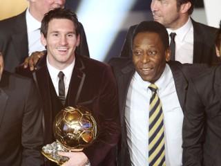 Pelé reagoval na Messiho, dojemný odkaz poslal cez sociálnu sieť