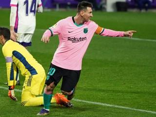 Atlético uspelo v šlágri kola, Messi spečatil výhru Barcelony