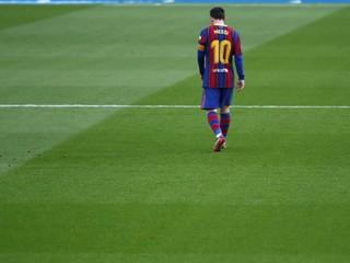 Messi by rád skúsil MLS, do konca sezóny to však nechce riešiť