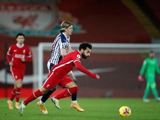 Liverpool zaváhal proti predposlednému tímu, Souček strelil ďalší gól