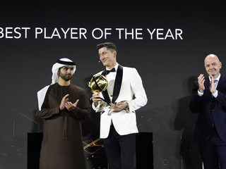 Lewandowski získal ďalšiu cenu. Dali mu ju v rizikovej oblasti