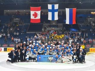 Hokejový šampionát 2021 na Slovensku? Bratislava môže nahradiť Minsk