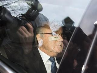 Švajčiarsky týždenník udelil Blatterovi ocenenie Švajčiar roka