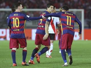 Poľahky zdolala River Plate. Barcelona získala piatu trofej za rok