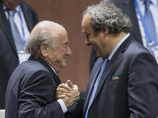 Etická komisia FIFA rozhodla. Blatter a Platini dostali osemročný dištanc