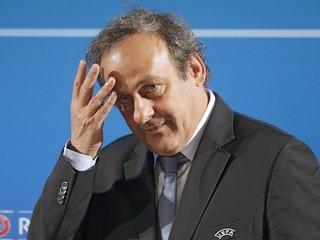 Aj Platini sa odvolá. Všetko bolo dopredu naplánované, tvrdí