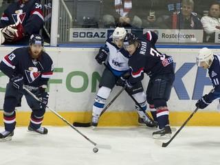 Do hokejového Slovana prichádza kanadský útočník z Čeľabinsku