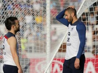 Benzema v problémoch. Obvinili ho z vydierania Valbuenu