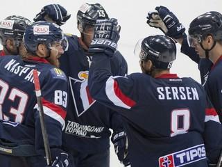Slovan natiahol víťaznú sériu, Záhreb zdolal 3:2 po predĺžení
