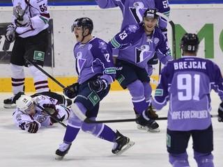 Slovan na prvom tripe získal osem z deviatich bodov
