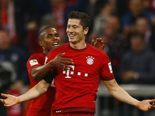 Kapitán Bayernu: Sklamalo ma, že Lewandowski nedal sedem gólov