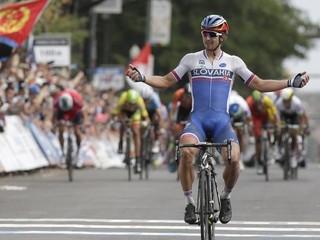 MS: Sagan zariskoval, pred cieľom zaútočil a získal zlatú medailu