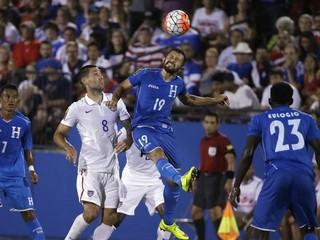 Američania v úvode Gold Cup-u zdolali Honduras 2:1