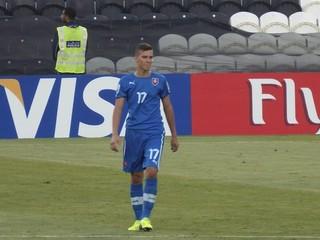 Lukáš Haraslín si zahral proti slávnemu Juventusu Turín