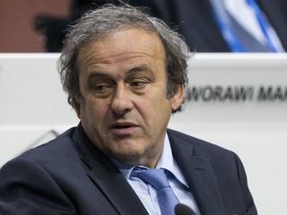 Platini sa mi vyhrážal väzením, tvrdí šéf FIFA Blatter