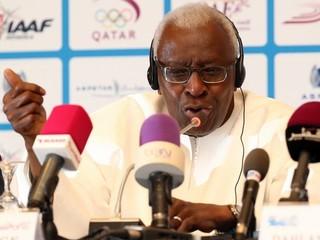 Diack sa neobáva o budúcnosť IAAF