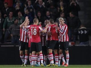 Futbalisti PSV Eindhoven si vybojovali 22. majstrovský titul