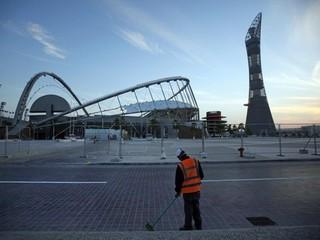 Nový štadión v Katare nebude hostiť MS klubov, neprešiel skúškami