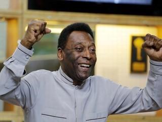 Pelé: Keď sme nastúpili ja a Garrincha, Brazília nikdy neprehrala