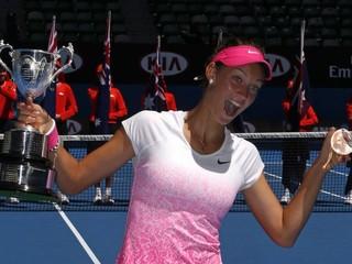 Mihalíková vyhrala Australian Open: Začala som si veriť