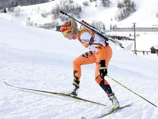 Fialkovej šprint v Osrblí vyšiel, skončila na treťom mieste