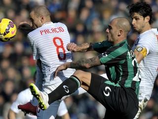 Haraslín debutoval v Serii A, Parma prehrala s AC Miláno 1:3